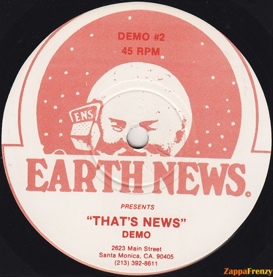 Various - Earth News For The Week Of June 16, 1975